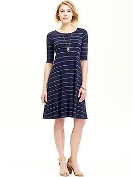 2f2def498482b Women's Striped Jersey Swing Dresses | Old Navy | Stylin and ...