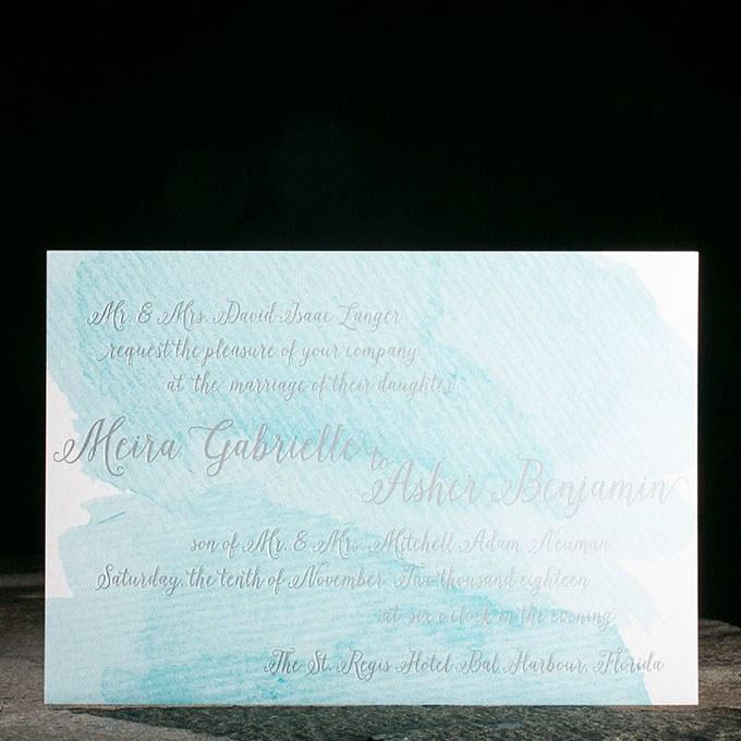 Small Ceremony Big Reception Invitations: 30 Beach Wedding Invitations For Any Seaside Ceremony