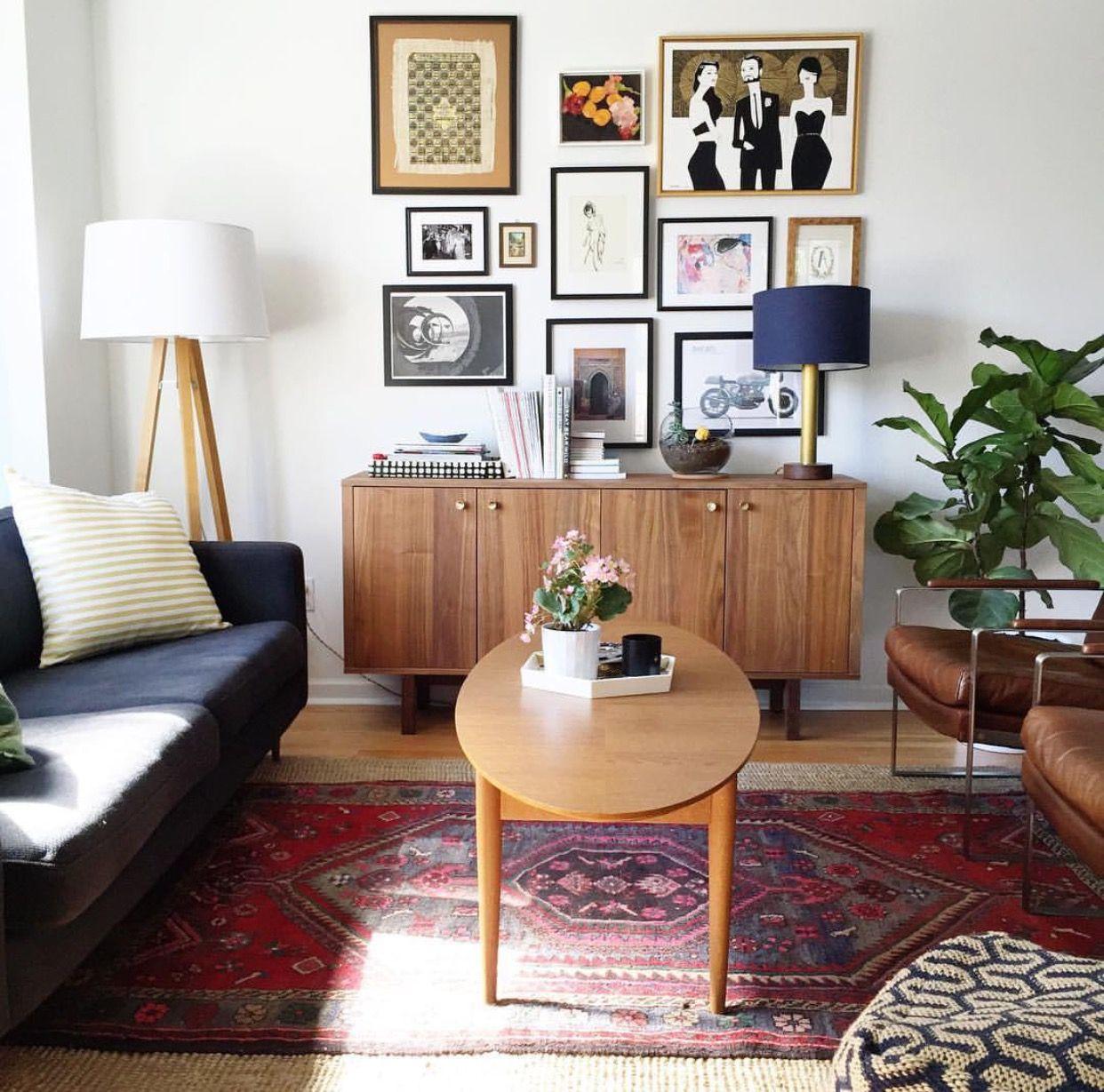Art collection mcm furniture plants decoración pinterest