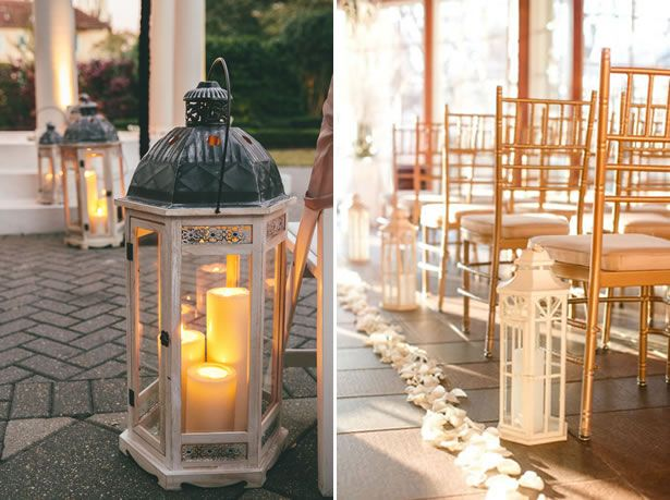 Wedding Ideas Lantern Weddingaisle Markerswedding Ceremonieswedding