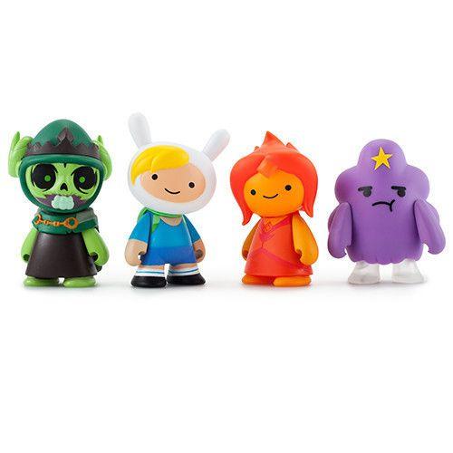 Kidrobot Adventure Time Blind Box Mini Series Flame Princess Figure NEW