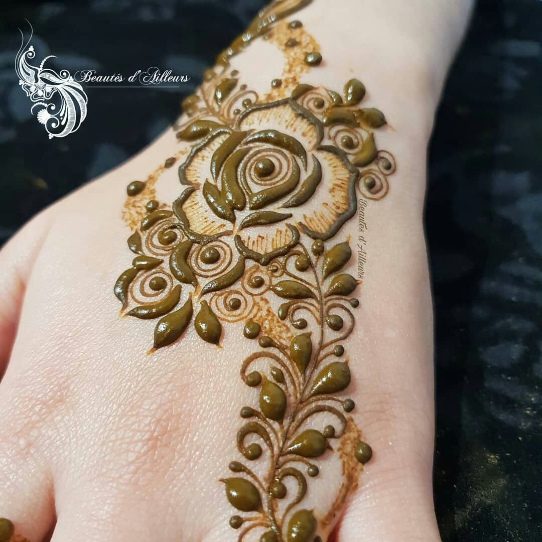 Pin By Silka On Henna Art Hand Henna Henna Tattoo Learn Henna
