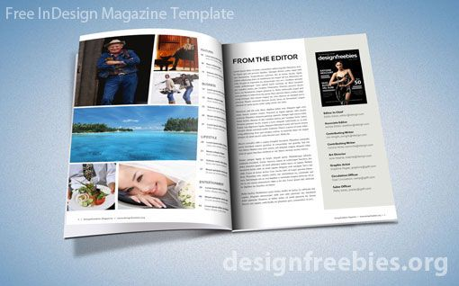 3 InDesign Template | FREE | Template indesign | Pinterest ...