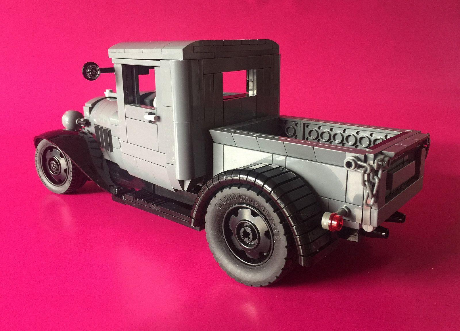 lego 39 29 ford pickup hot rod 01 lego cars cont lego. Black Bedroom Furniture Sets. Home Design Ideas