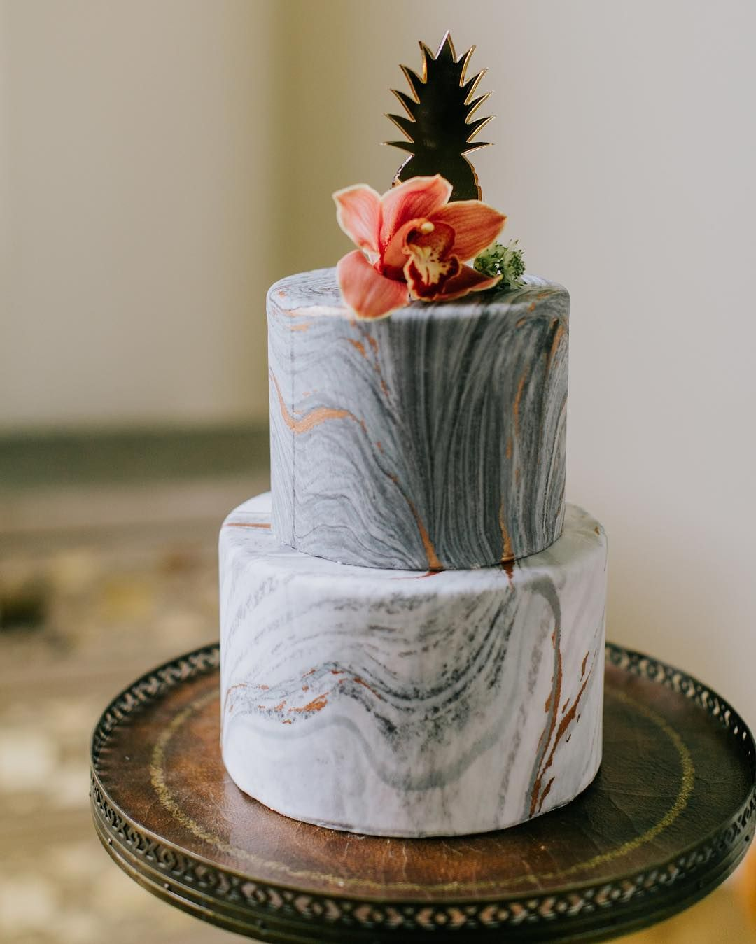 Marbled wedding cake Gateau mariage, Gateau princesse