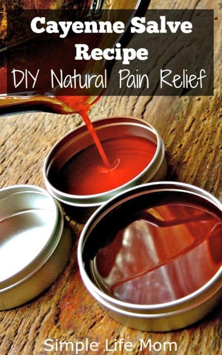 Photo of Cayenne Salve Recipe: DIY Natural Pain Relief | Simple Life Mom
