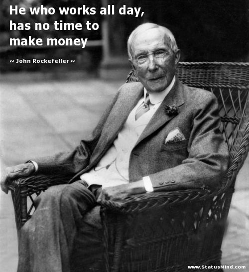 john rockefeller quote - Google Search