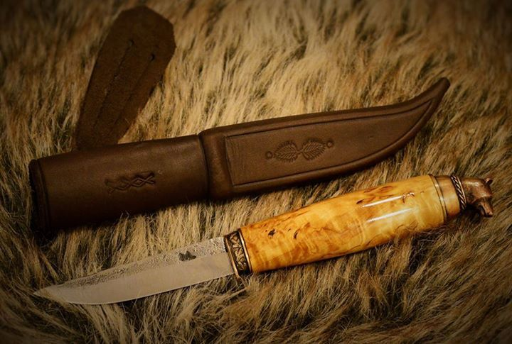 handmade finnish knife