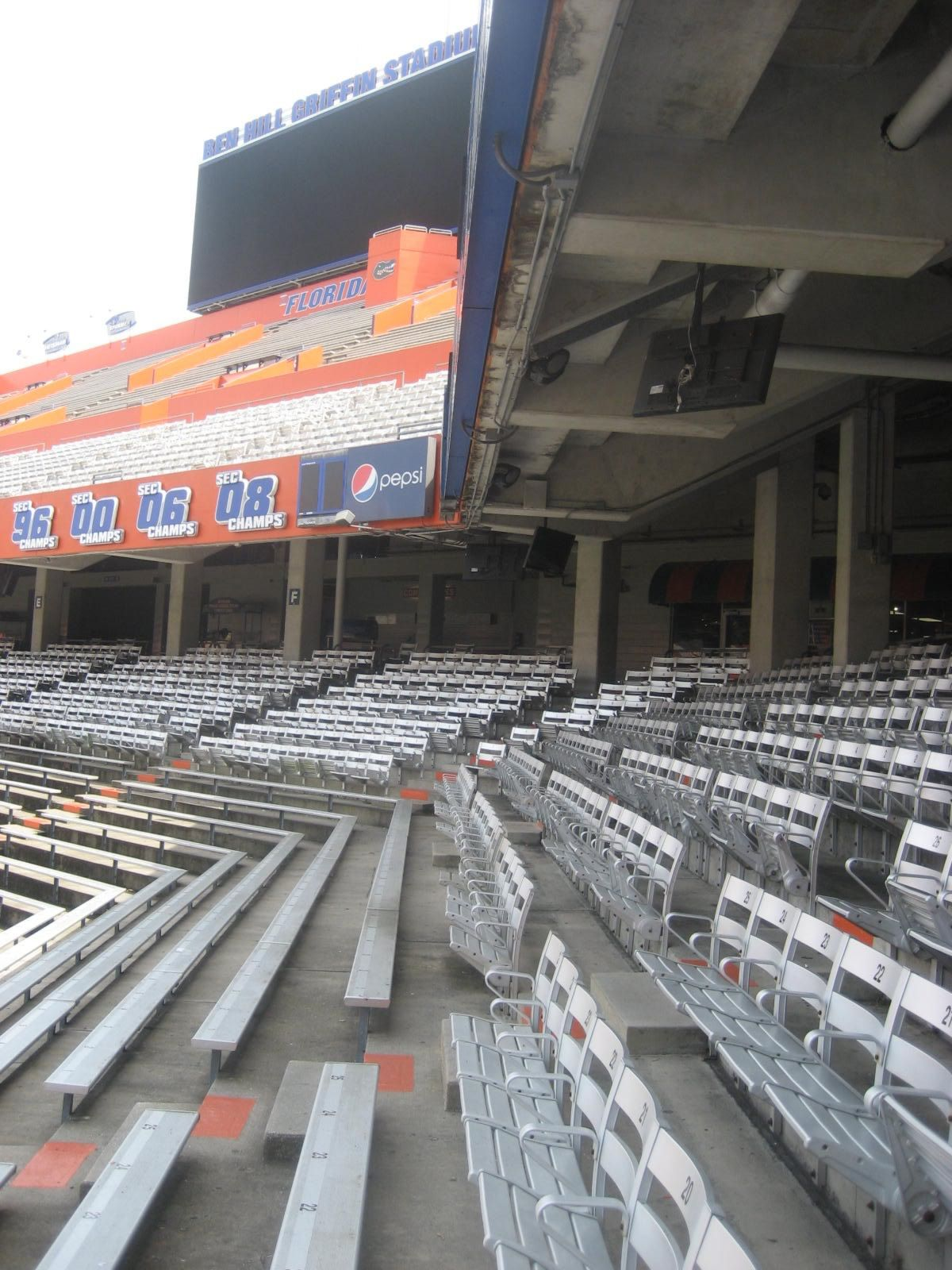 Ben Hill Griffin Stadium Florida Seating Guide Rateyourseats Com Seating Charts Seat View Seating