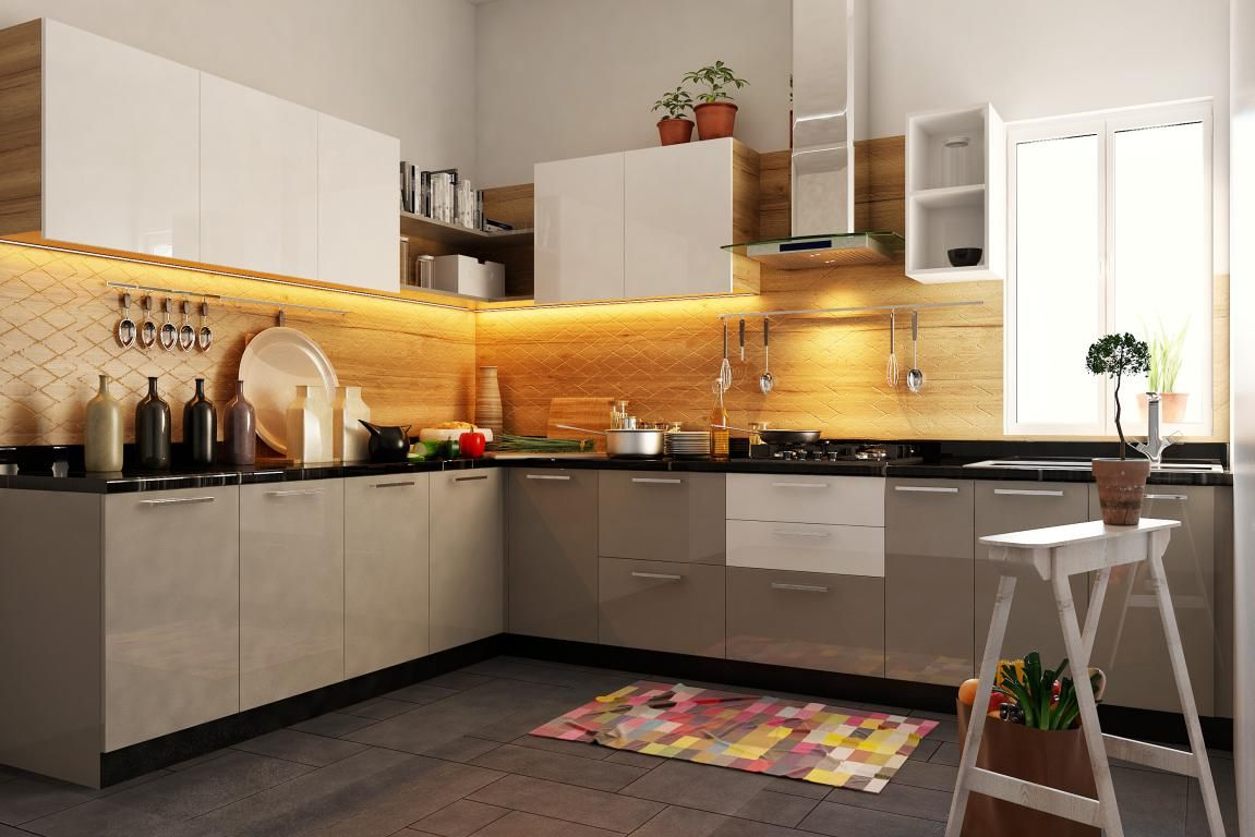 Interior Designers In Banaswadi Modular Kitchen Manufacture Kitchen Design Kitchen Interior Kitchen Flooring