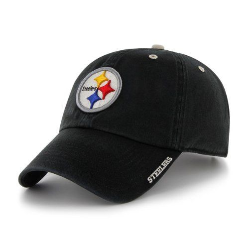 61bfc6e502481 NFL Pittsburgh Steelers Men s Ice Cap One Size Black