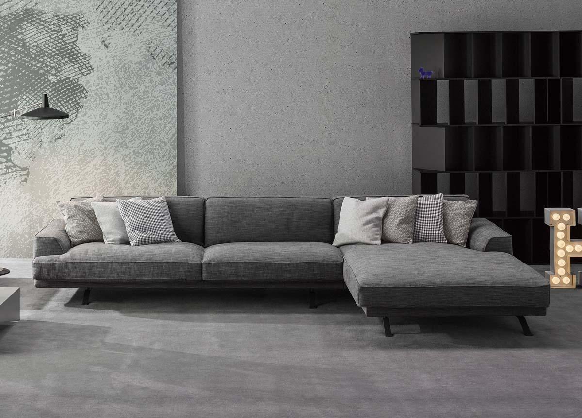 Bonaldo Slab Corner Sofa In 2020 Modern Sofa Designs Corner