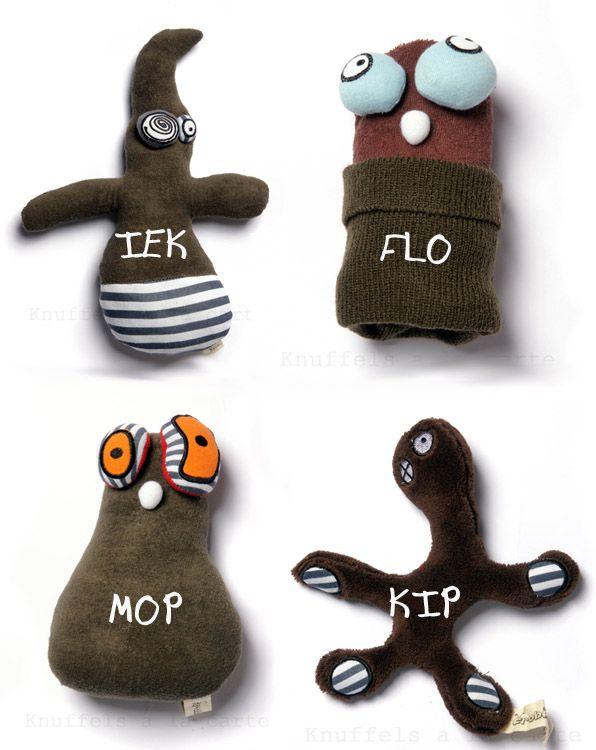 Knuffels à la carte blog: Frobfrob in the shop!