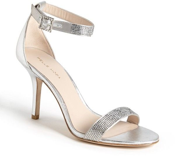 $154, Pelle Moda Kacey Sandal