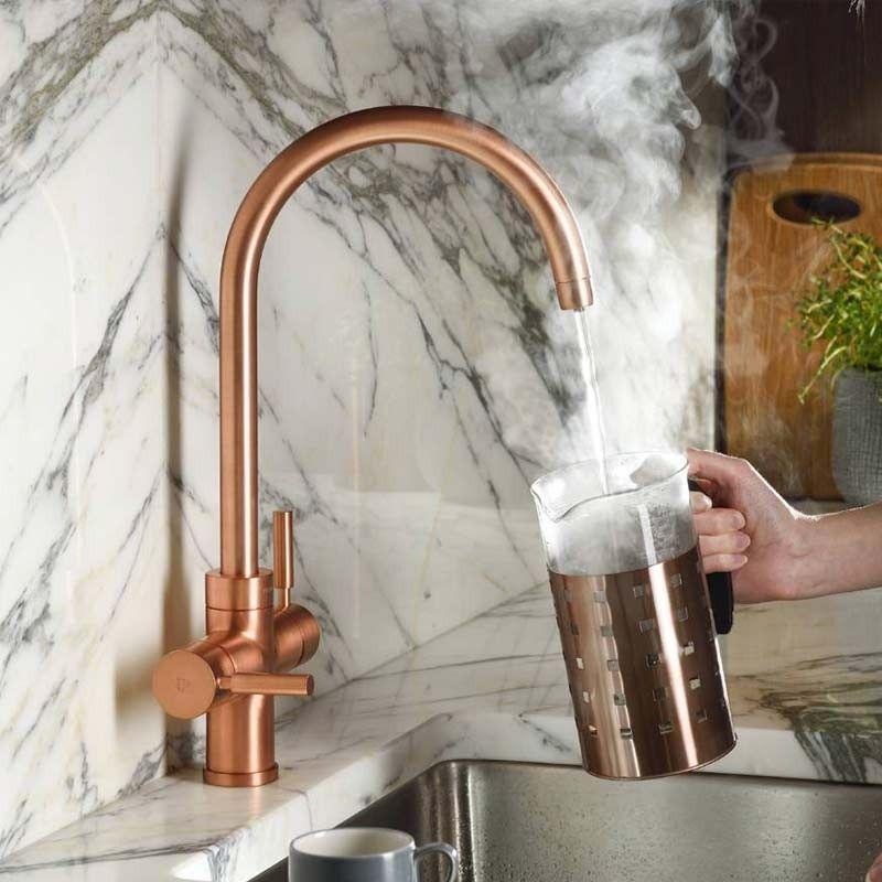 Abode Pronteau Prostyle 3 In 1 Kettle Hot Tap Boiling Water Tap Water Tap Kitchen Taps