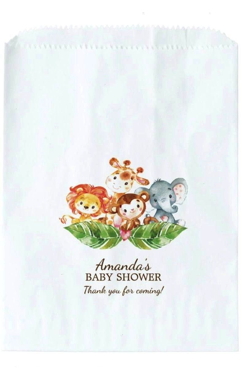 Shower Favor Bags Click the link to theseClick the link to theseJungle Baby Shower Favor Bags Click the link to theseClick the link to theseBaby Shower Favor Bags Click t...