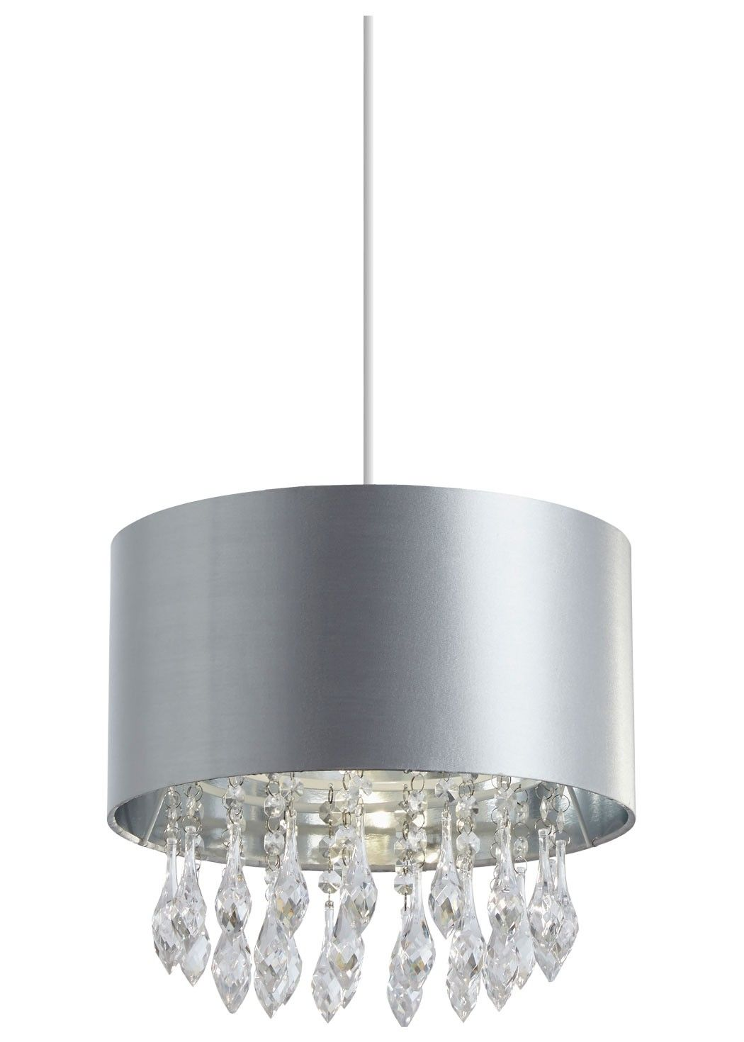 Finn pendant light shade silver pendant lighting silver bedroom finn pendant light shade silver bedroom aloadofball Choice Image