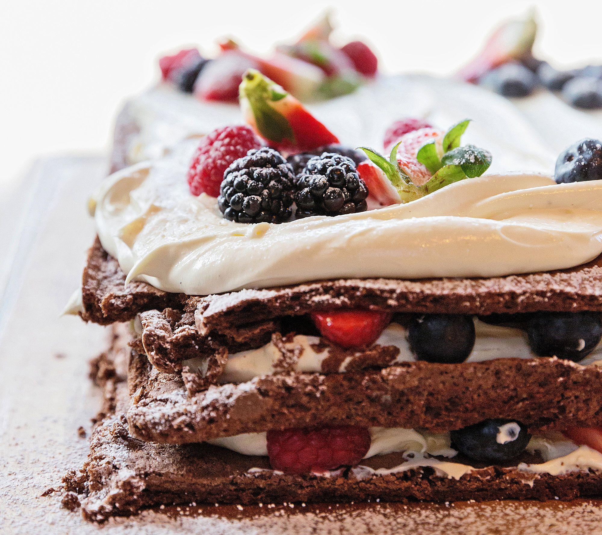 Celebration Cake Recipes: Yotam Ottolenghi, White