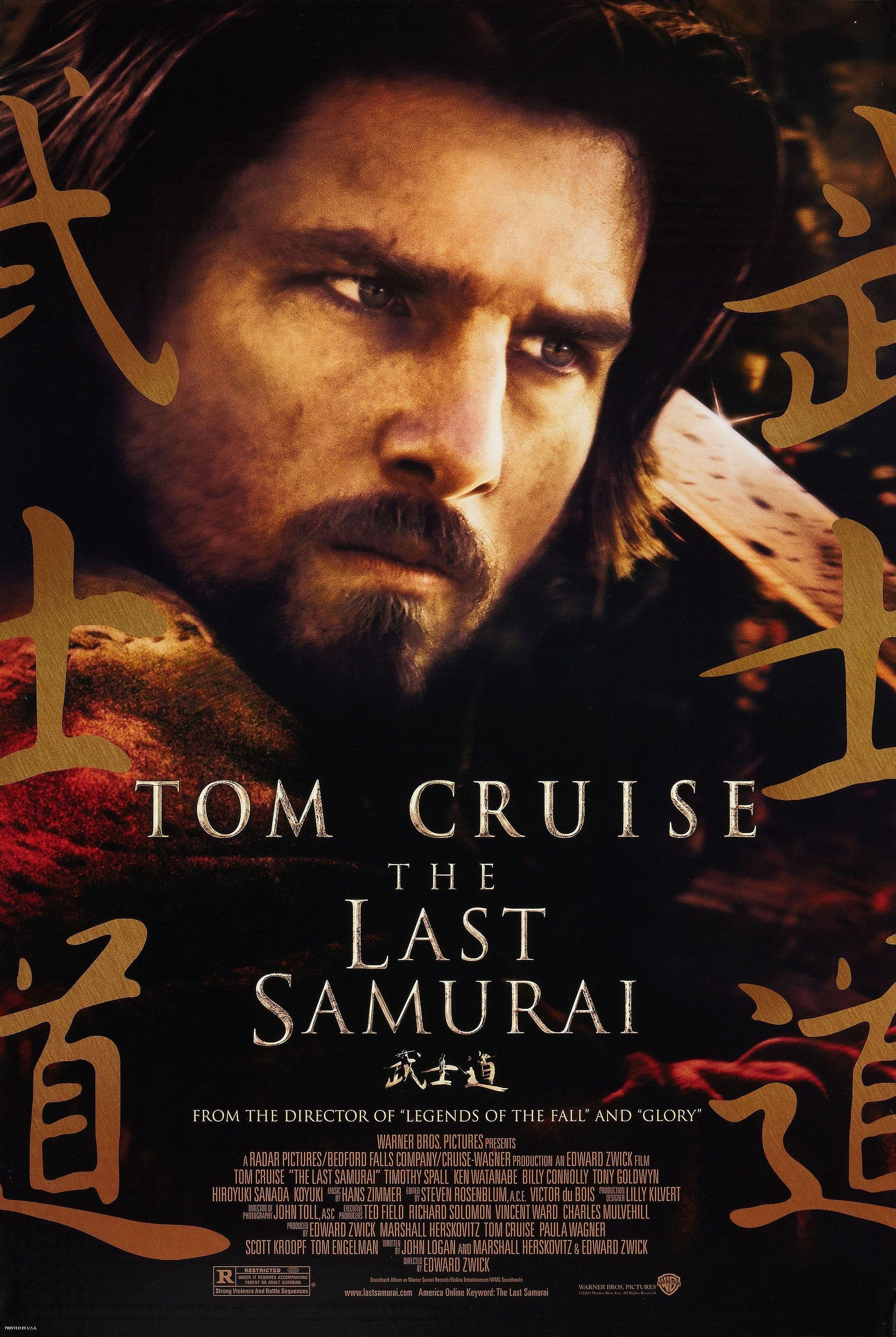 THE LAST SAMURAI The last samurai, Tom cruise, Tom