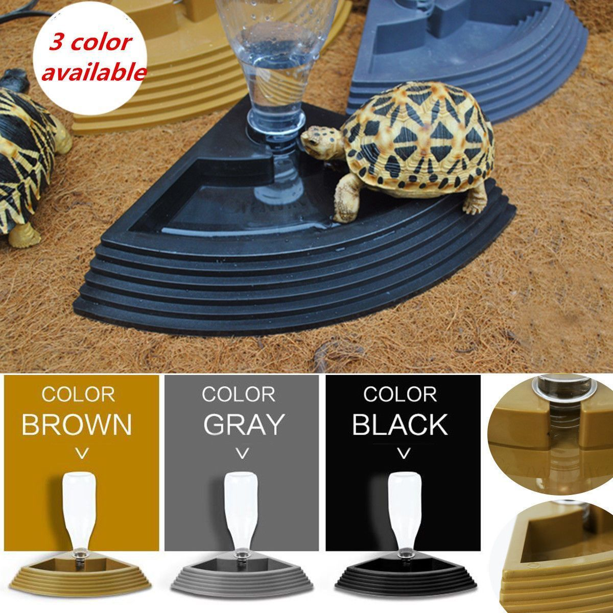 automatic drinking water dispenser dish feeder bowl for pet