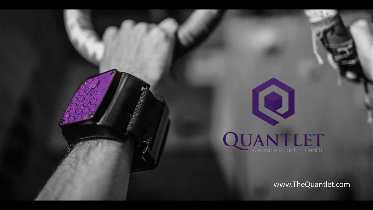 Quantlet The Future Of Human Performance I Indieogo
