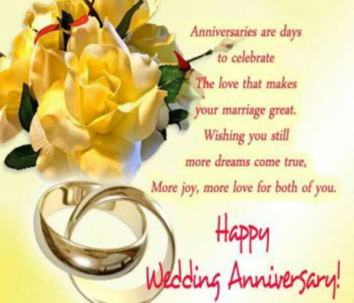 Marriage Anniversary Quotes For Couple: Greetings,-Anniversary