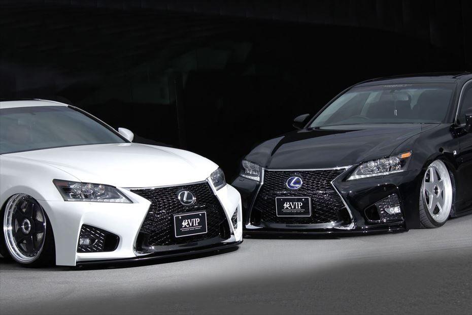 Aimgain Pure Vip 2016 F Sport Conversion Type 2 Aero Body Kit Frp For Lexus Gs 4 Body Kit Lexus Pure Products