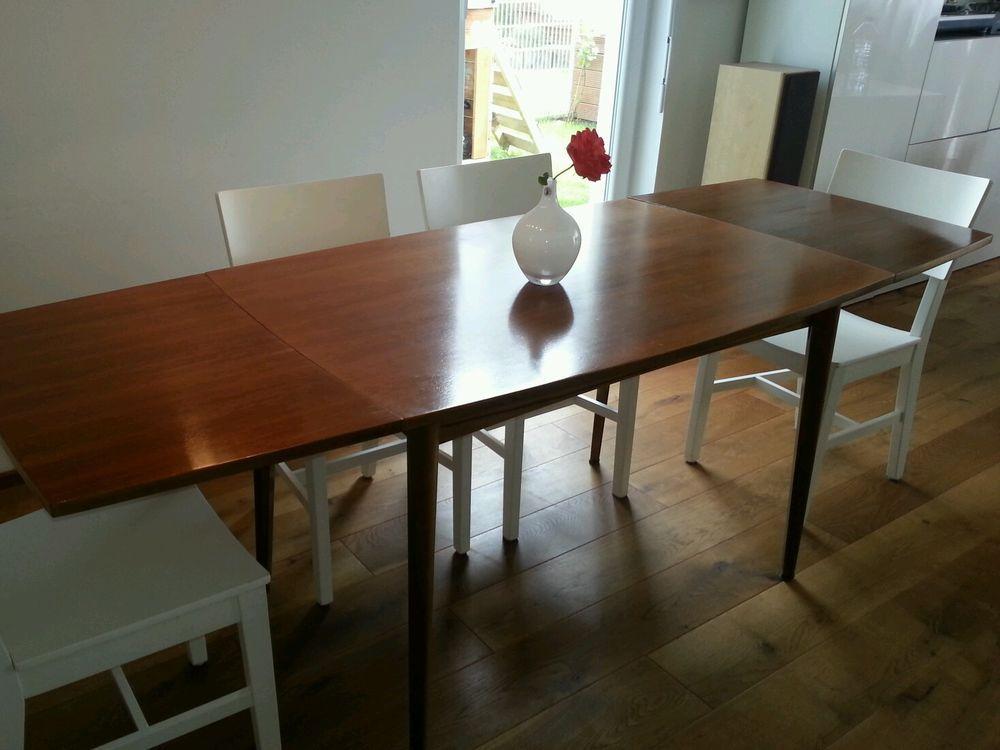 Esstisch Küchentisch 50er 60er Holz ähnlich Danish Modern