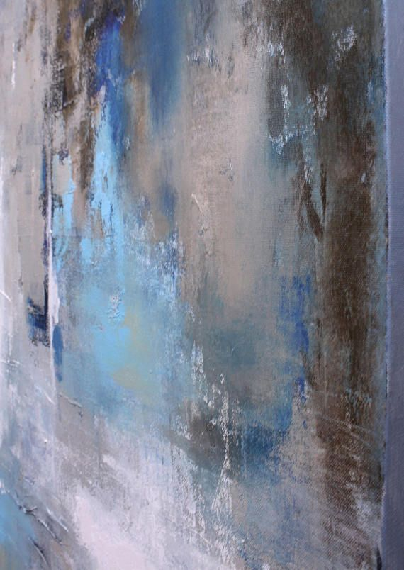 Abstract Painting Canvas Large Wall Art