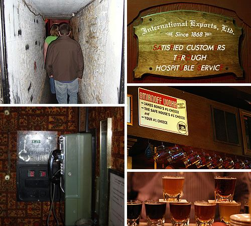 Discover Ideas About Spy Gear. Safe House Restaurant   Milwaukee ...