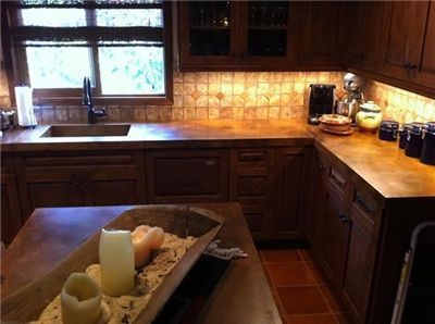 Art Of Concrete The Valley Long Beach Ca Countertops And
