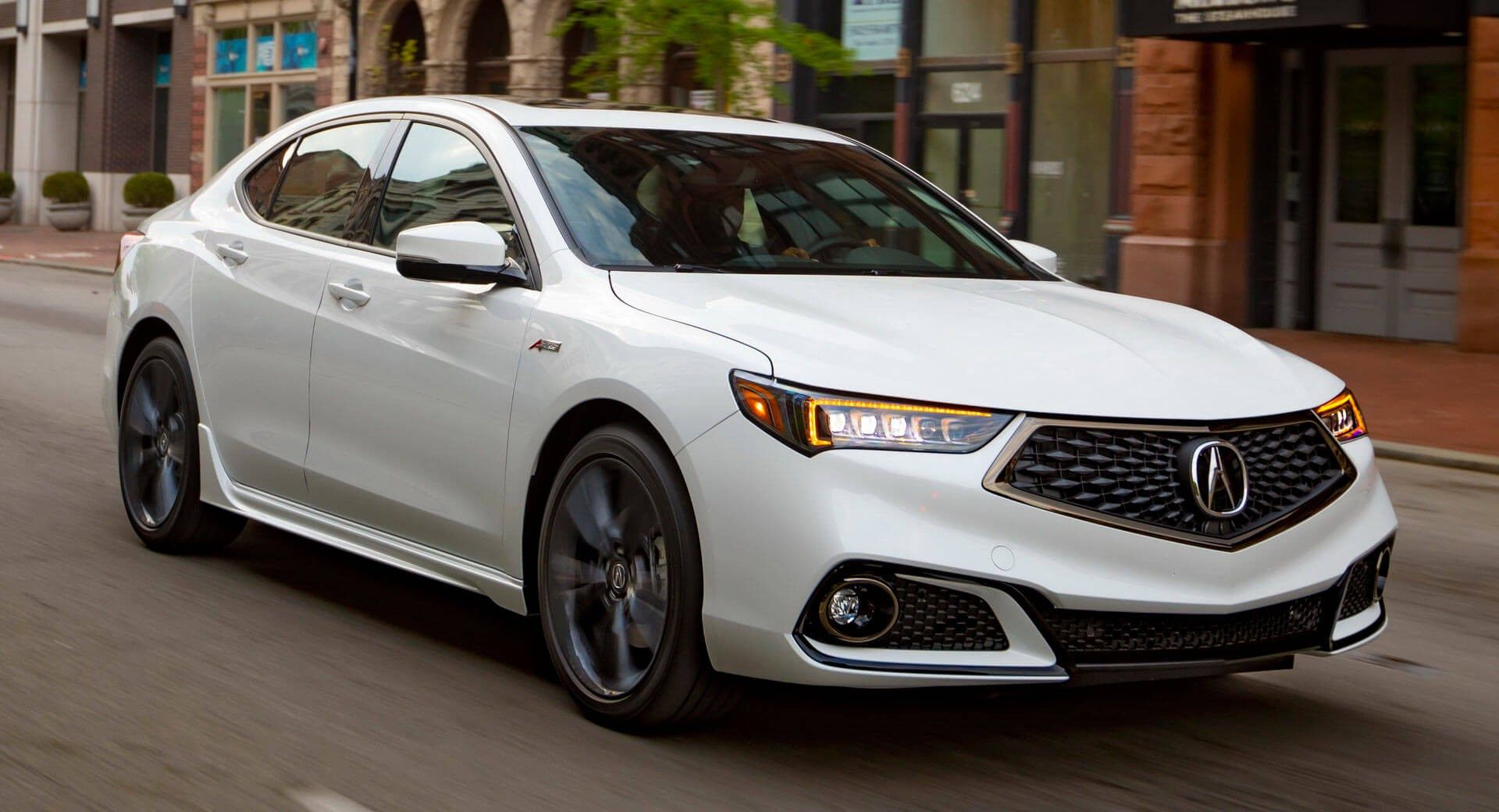 The 2019 Acura TLX Picture Mobil