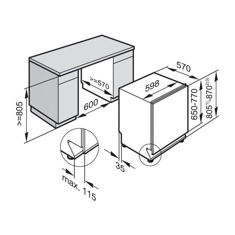 Kitchen Island Dishwasher Drawing Google Search Integrated Dishwasher Slimline Dishwasher Miele Dishwasher