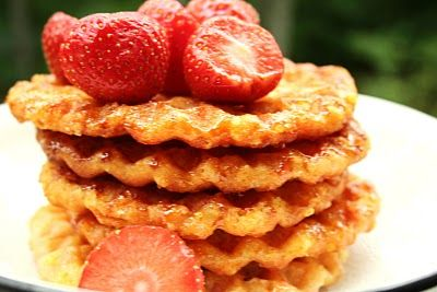 Liege waffles!