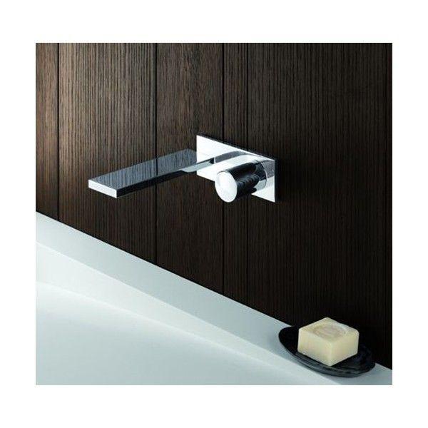 Robinet de lavabo mural Fantini Milano, pour les salles de bain - mitigeur mural salle de bain