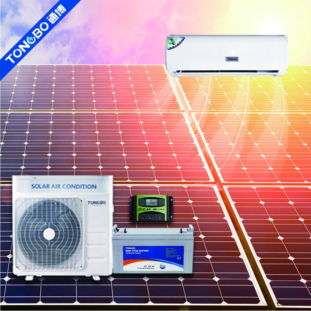 9000btu 100 48v Dc Off Grid Solar Powered Air Conditioner