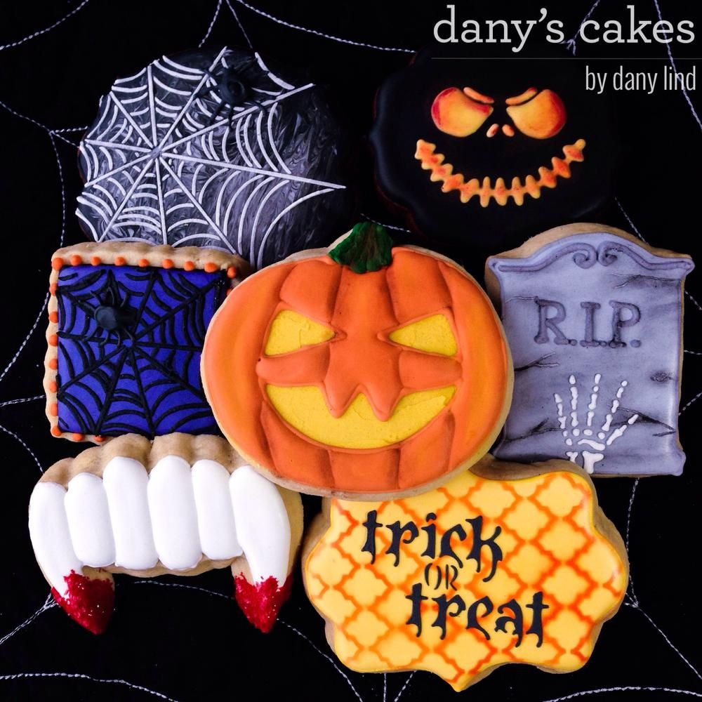 Halloween Classics by Dany\u0027s Cakes Cookie Connection Halloween - halloween houses decorated