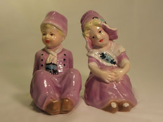 where to buy kitchen canisters charming chalkware boy and bookends by 26193