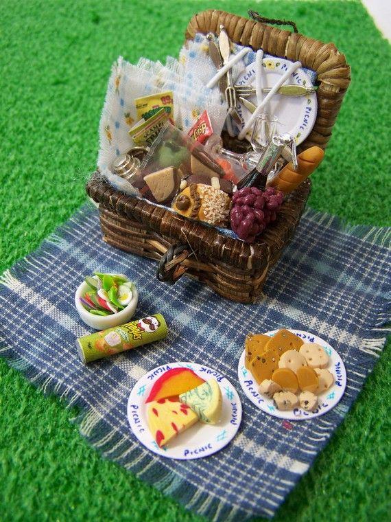 Food for American Girl Dolls 1//3 Scale Miniature Handmade Set of 4 Lemon Bars