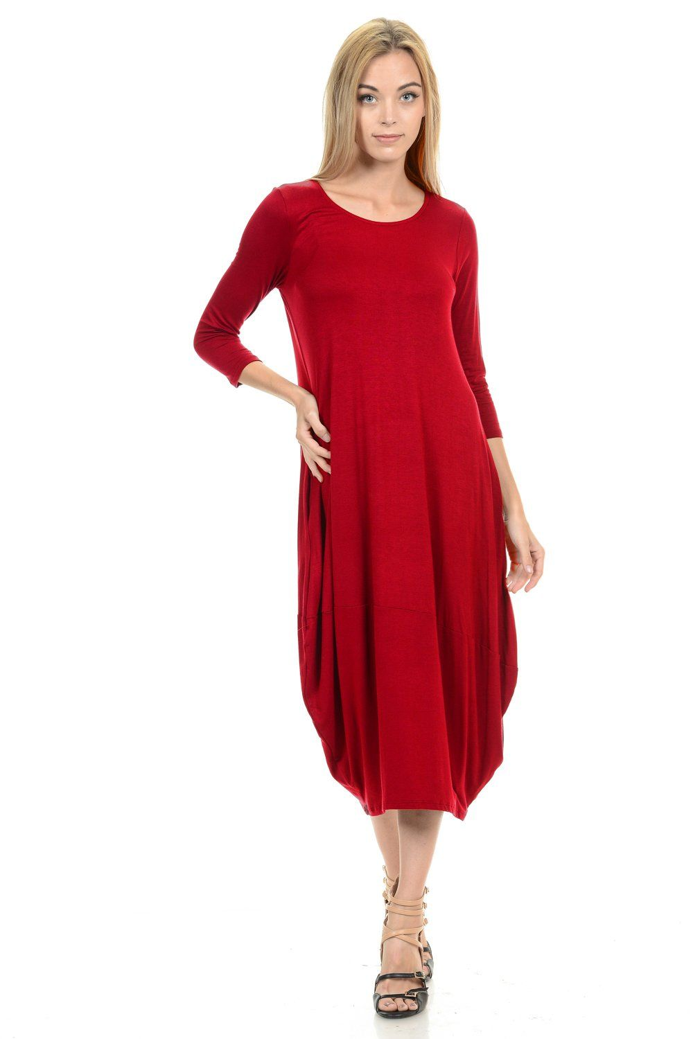 Cocoon midi dress products pinterest products