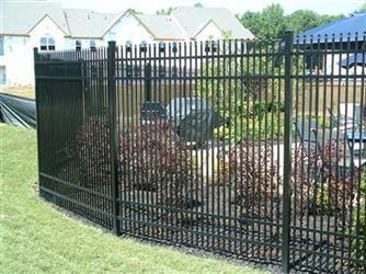 Residential Hialeah Aluminum Fence Fence Aluminum