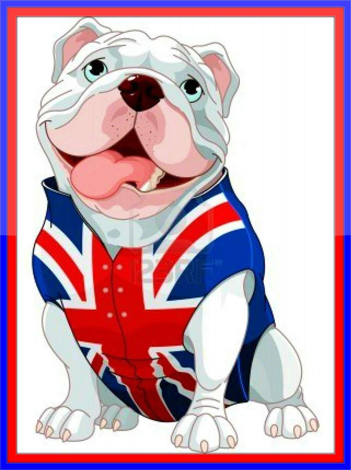 Pin by Robert Hunt on Orange order British bulldog