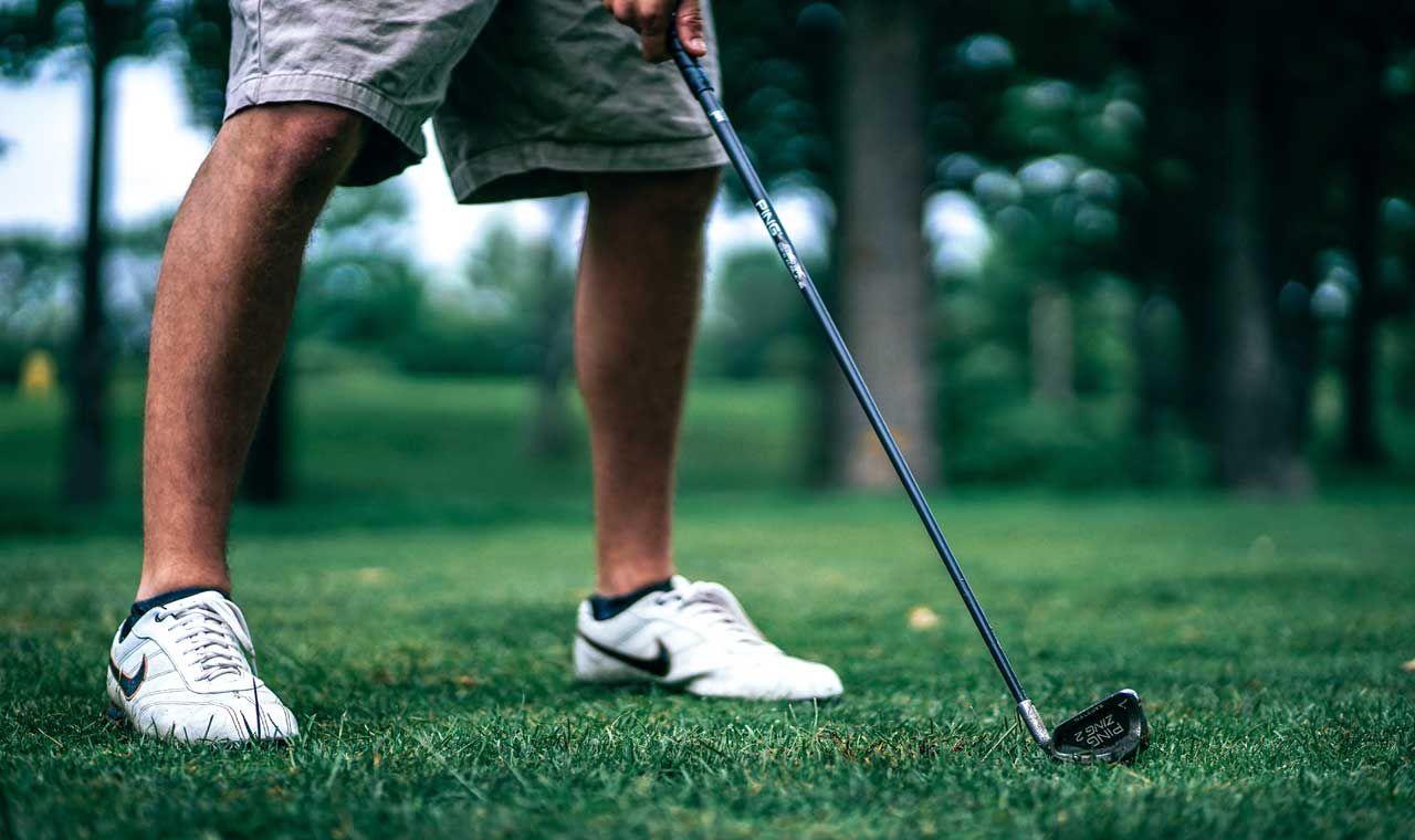 Golf tips for beginners, Golf