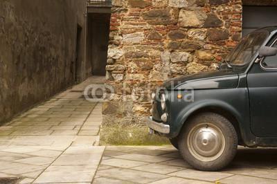 wallprints.be nl wallprint 56909442 Auto_d%27epoca_in_Centro_Storico