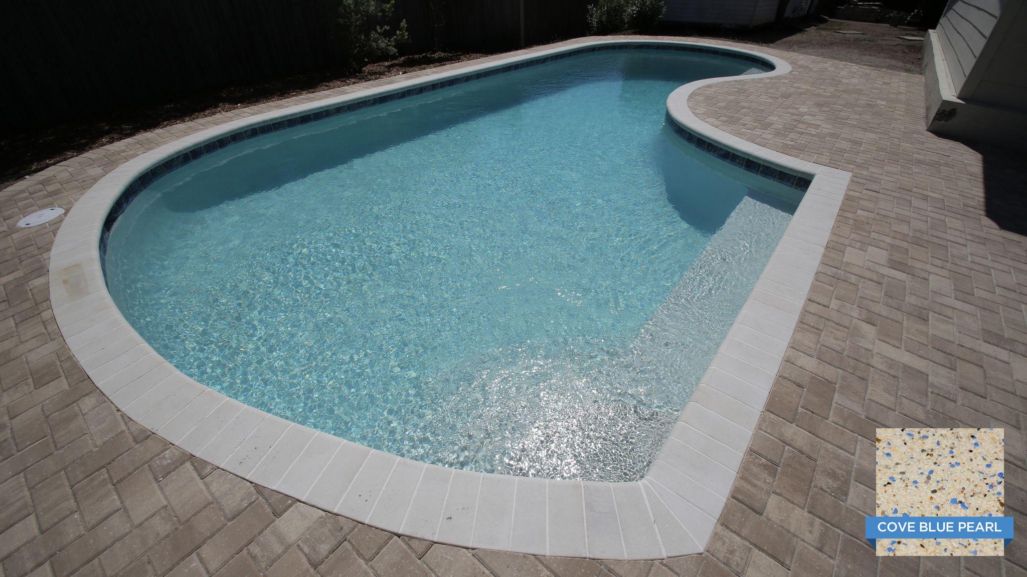 Plaster Color Vs Water Color Pools Amp Spas Forum Gardenweb