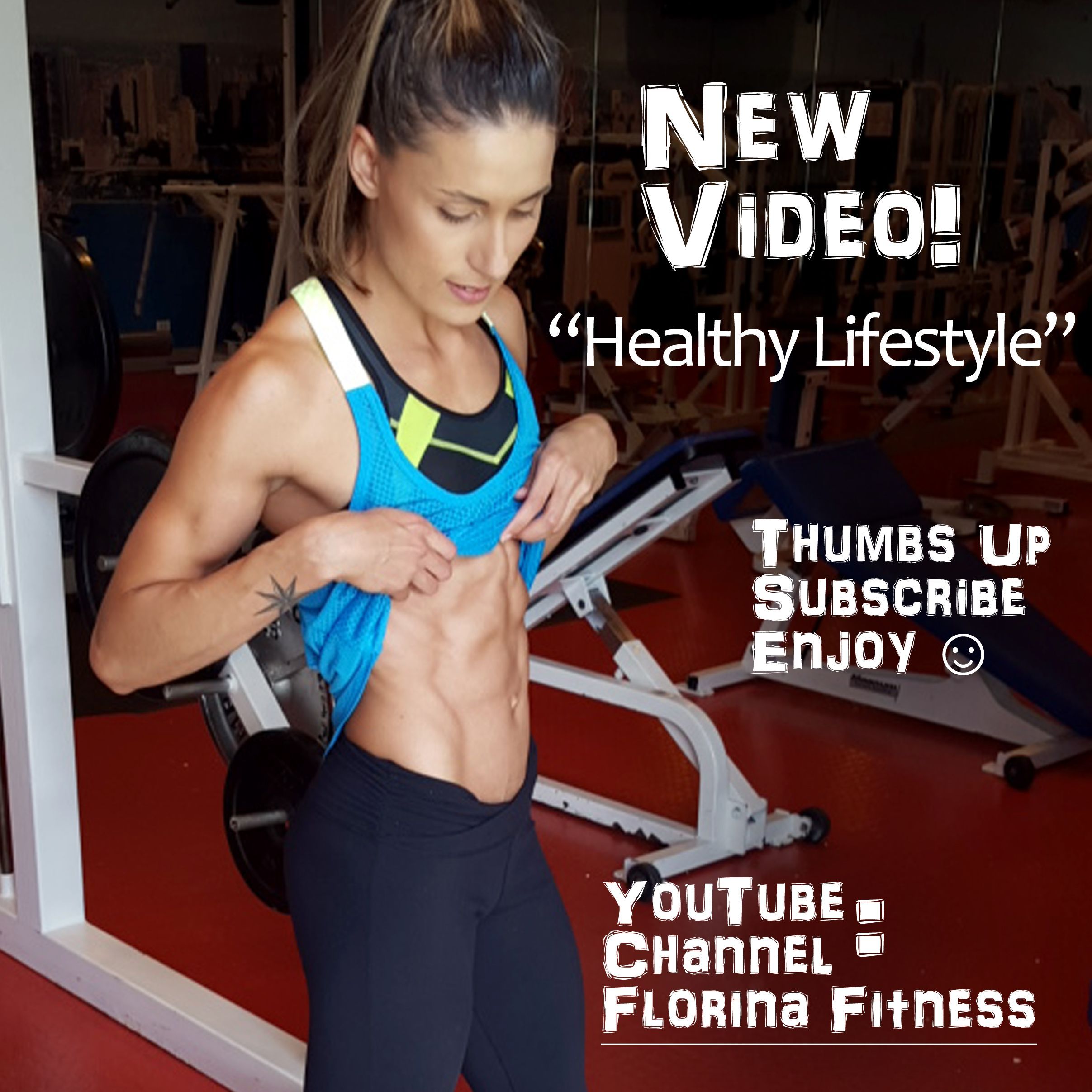 """New Video 🌟 """"A Healthy Lifestyle"""" https://youtu.be ..."""