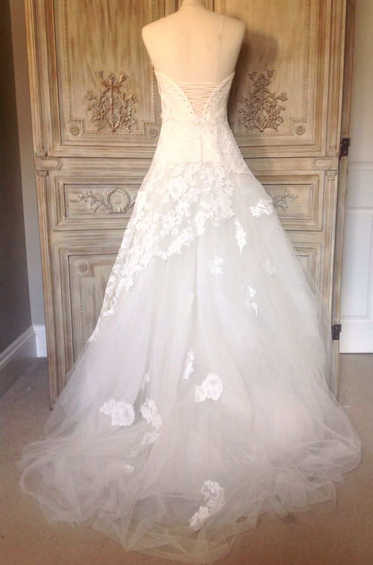 Cymbeline Montaigne is now available at Gillian Million Wedding ...