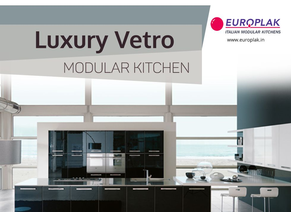 Luxury Vetro Modular Kitchen For More Details About Modular Awesome Www.kitchen Designs Inspiration