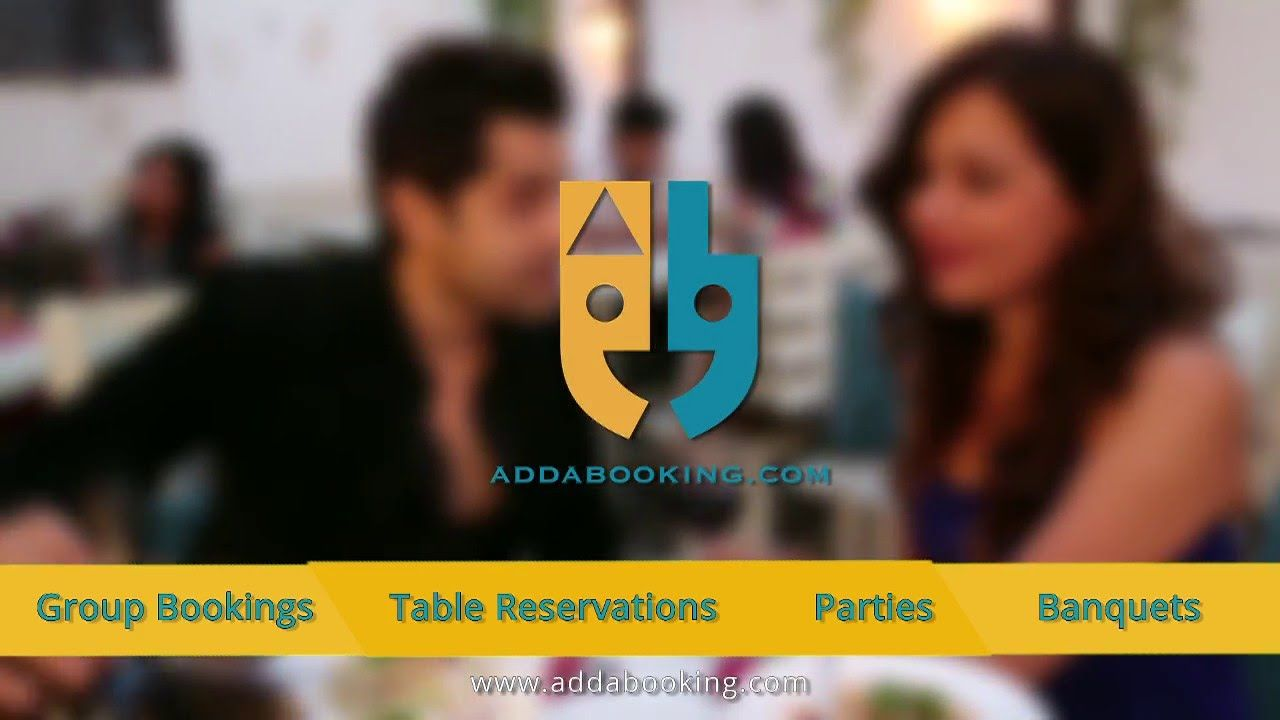 Planning a date? Book your Table with Addabooking.com