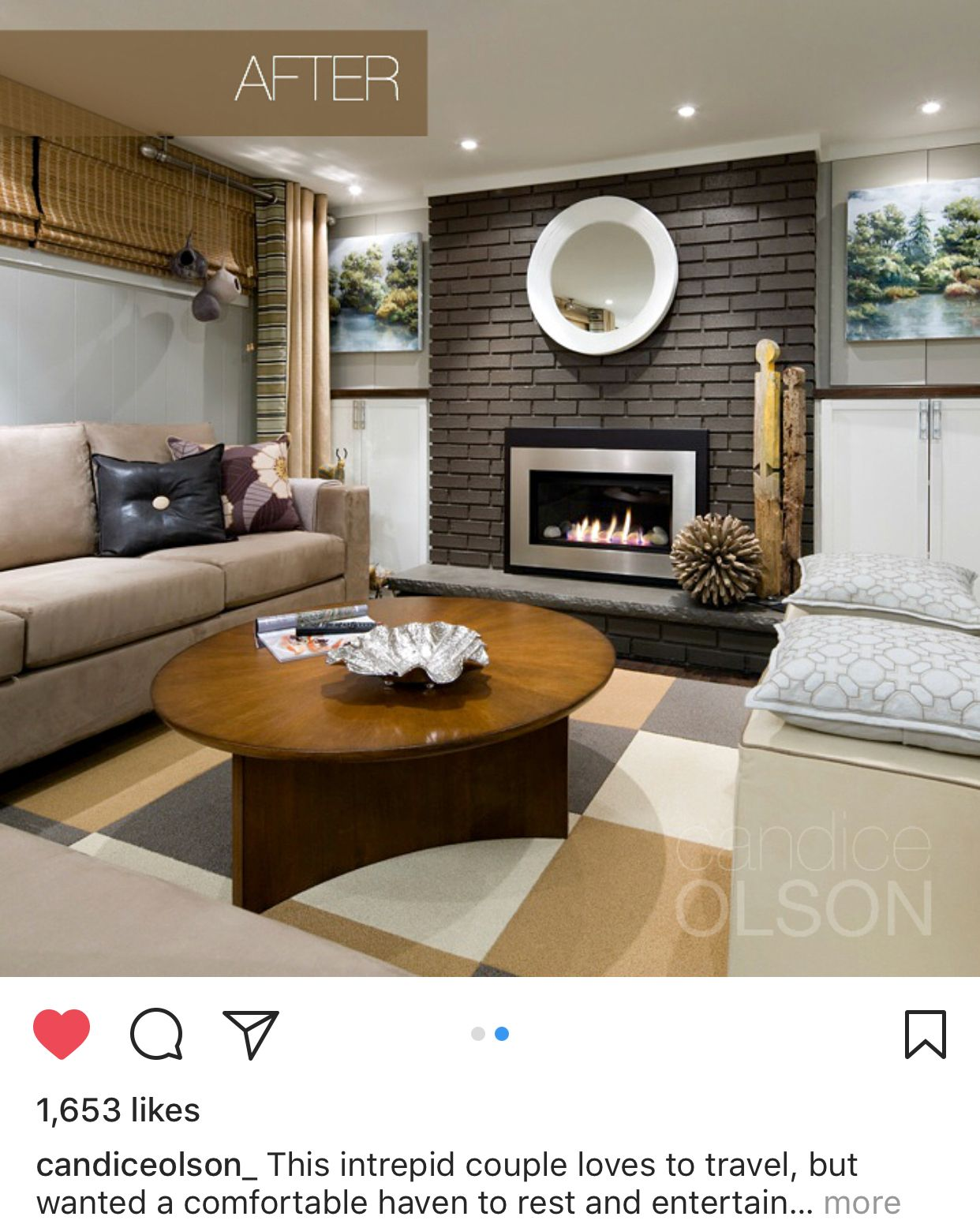 Candice Olson Basement Design: Pin By Wyzhir Johnson On Interior Concepts